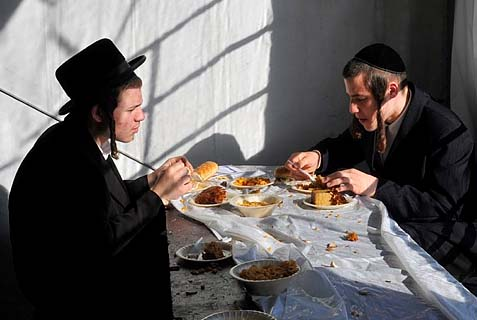 orthodox eating