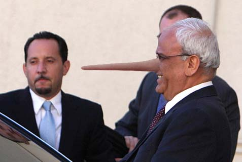 Erekat w. long nose