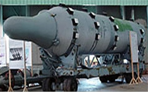 A North Korean ballistic missile that was shipped to Iran, possibly with help of Denmark's Danske Bank, which announced a boycott of Israeli banks.