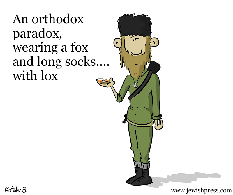 orthodox paradox