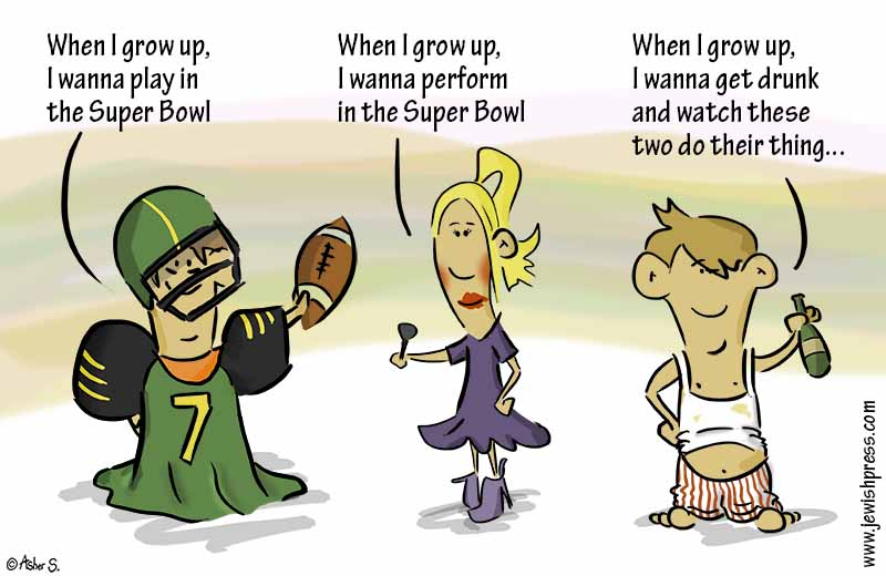 super bowl kids