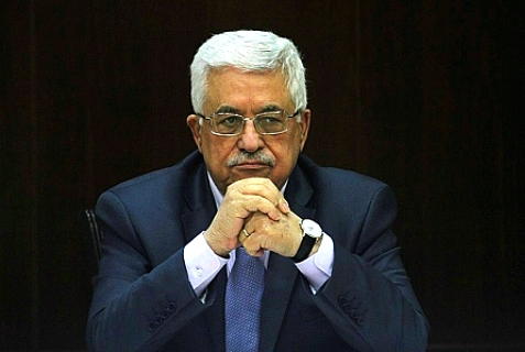 Palestinian Authority Chairman Mahmoud Abbas. Who will he take to the dance?