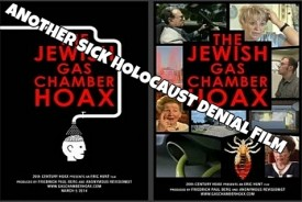 """The Gas Chamber Hoax"" is yet another effort to deny the Holocaust in a faux documentary"