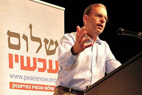 Jeremy Ben-Ami, president of J Street at the Israeli Left Conference.