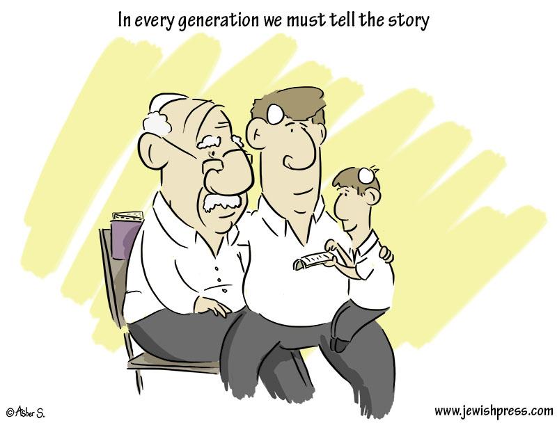 passover generation