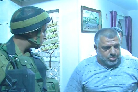 Israel arrests over 30 Palestinians, Hamas leader in W. Bank raids