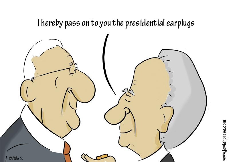 Rivlin - Peres - President