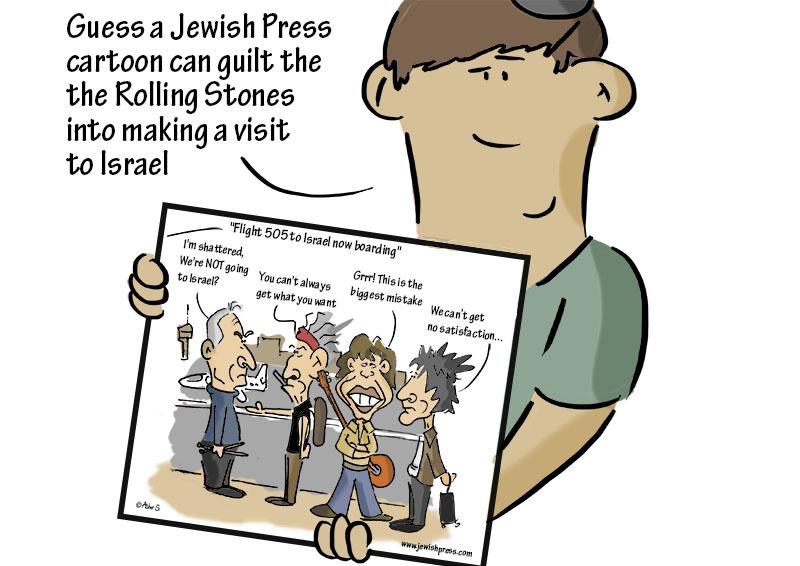 rolling stones visit