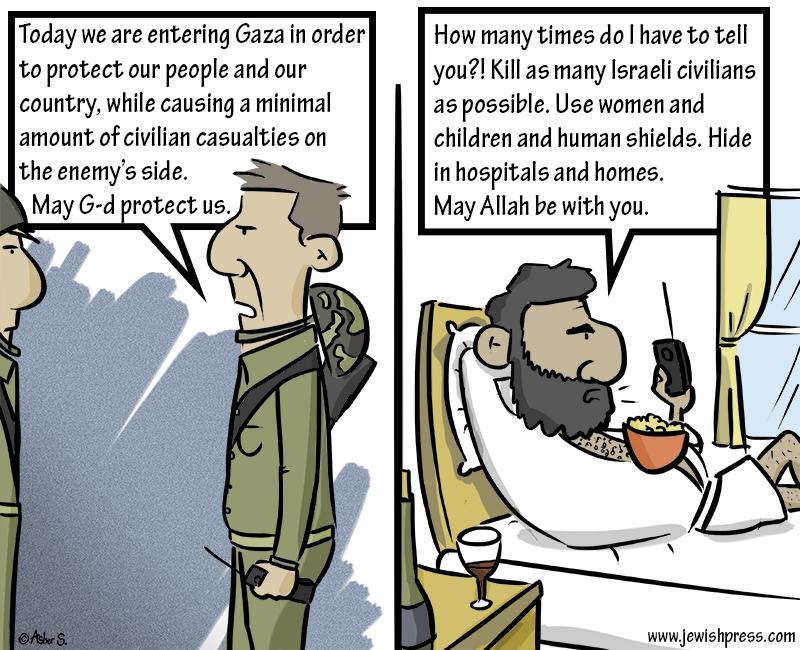 Hamas vs IDF