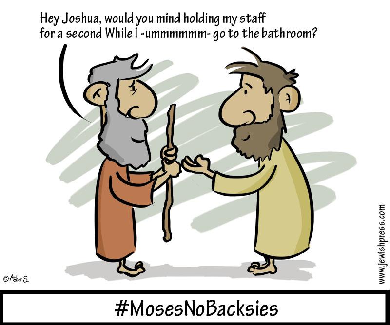 mosesnobacksies