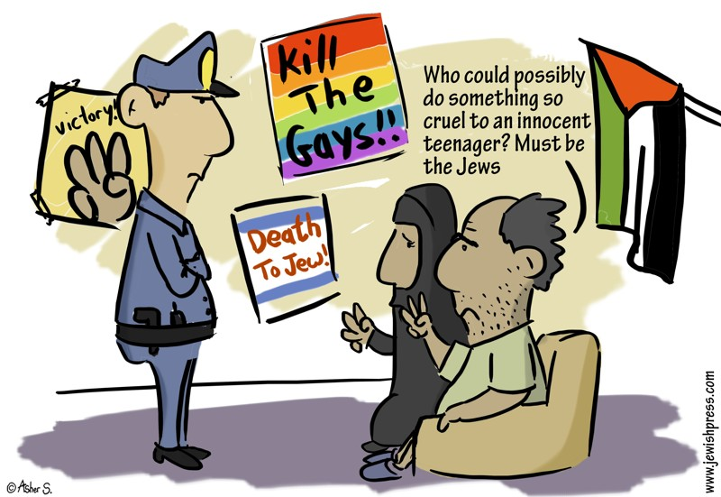 must be the Jews