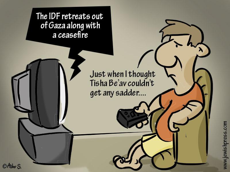 tisha be'av ceasefire