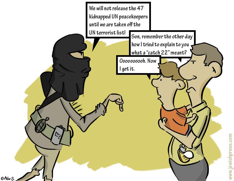 ISIS UN Catch-22