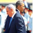 Israeli Prime Minister Binyamin Netanyahu and U.S. President Barack Obama