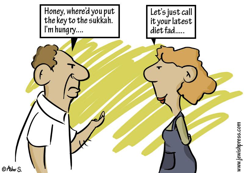 The Sukkah Diet