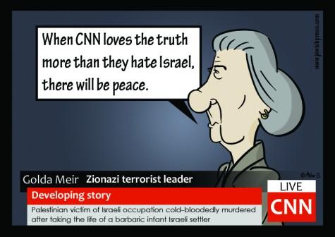 Golda Meir on CNN