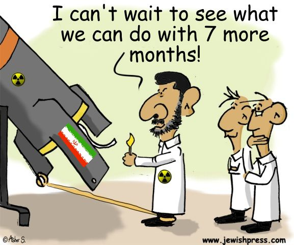 Iranian diplomatic nuclear strategy...