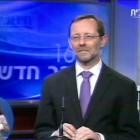 Moshe Feiglin on TV