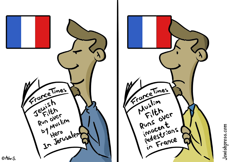 france double standard