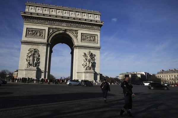 One officer killed, another wounded in targeted Paris shooting, police say