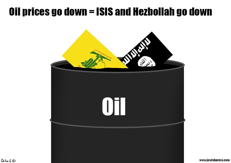 Oil-ISIS-Hezbollah