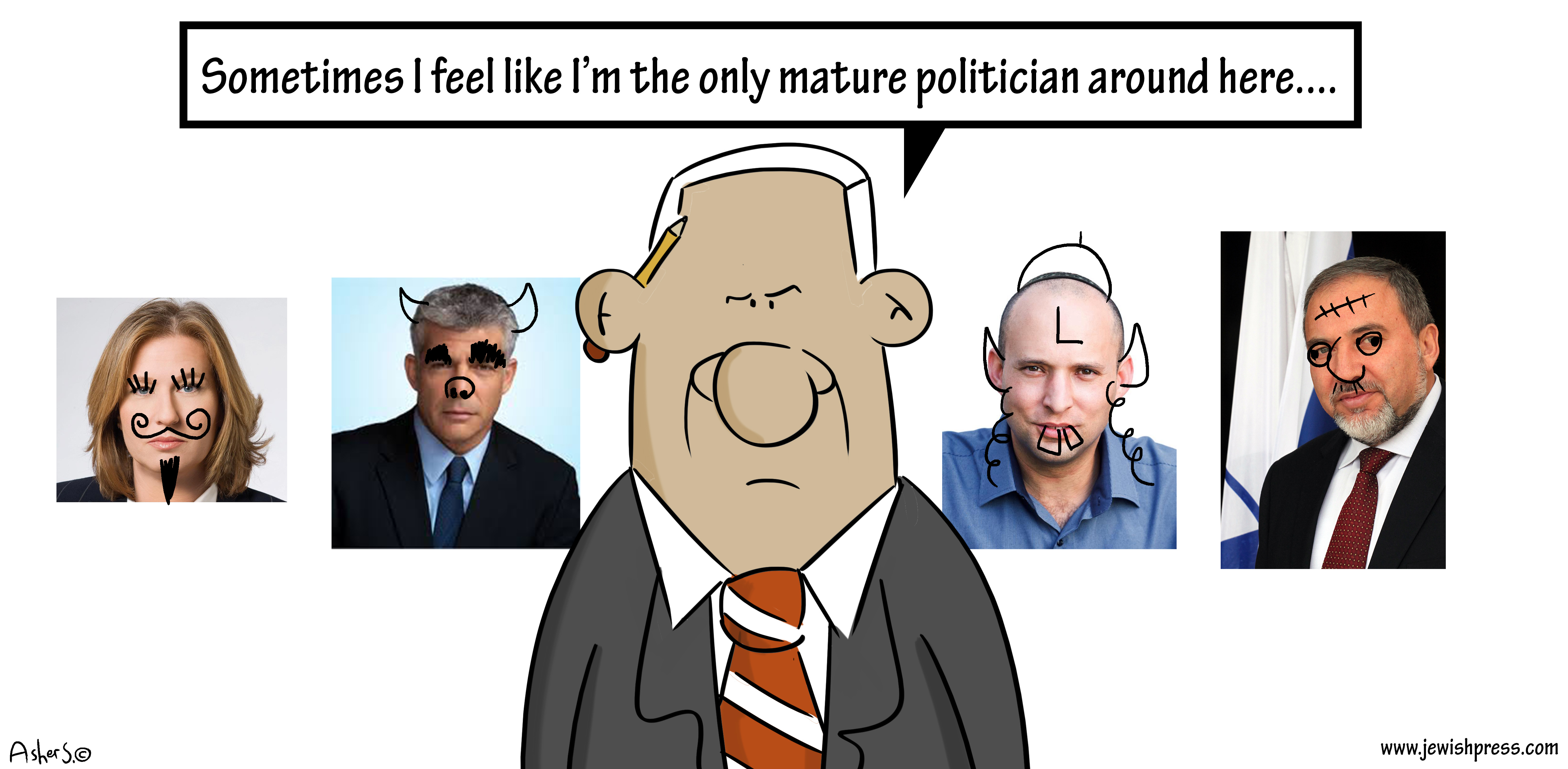 The Mature Politician