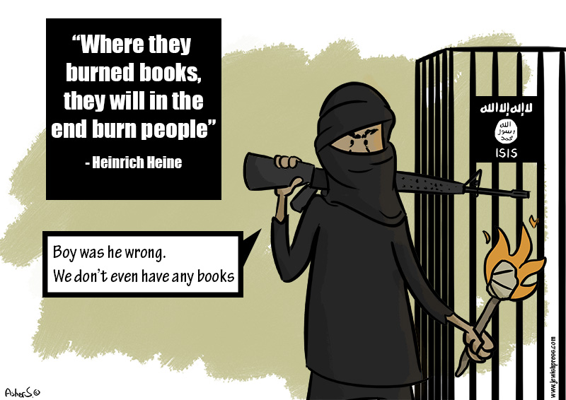 isis books