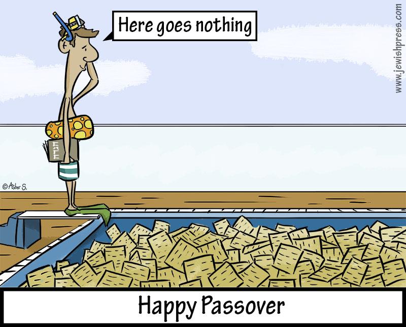Happy Passover 5775
