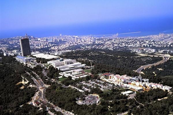 haifa israel feuer