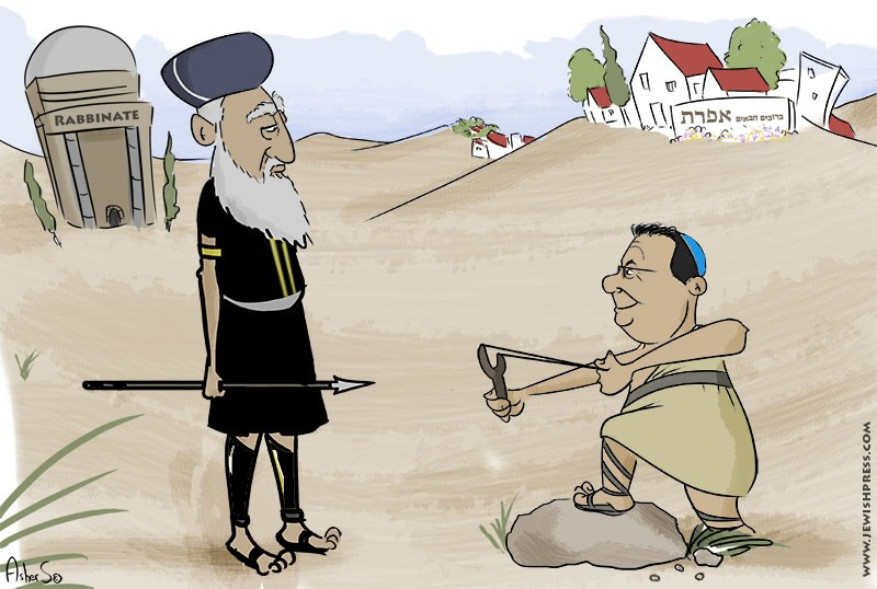 Riskin vs. Yosef