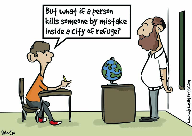 city of refuge conundrum