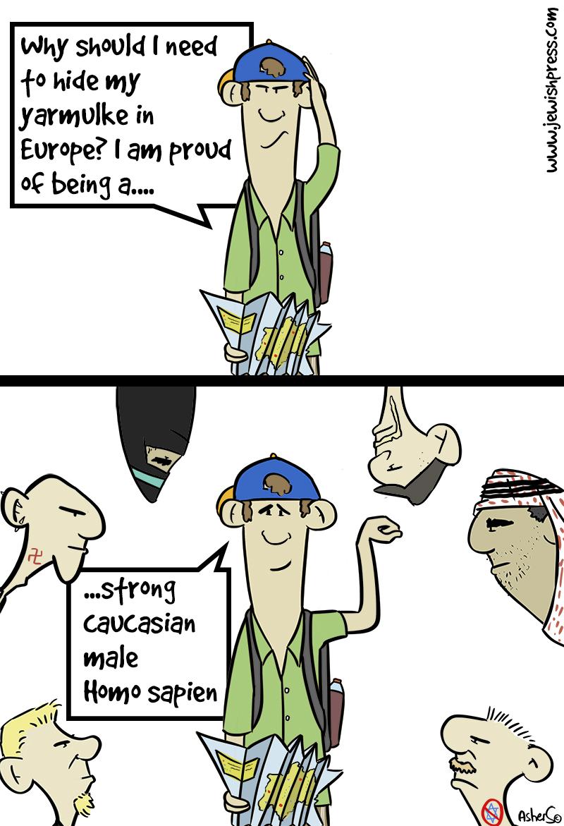 facing antisemitism