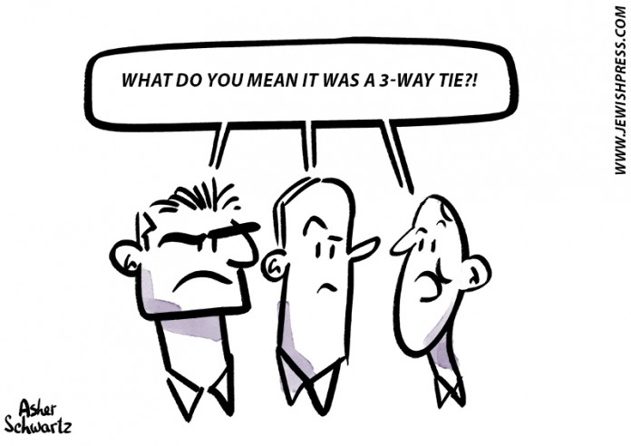 3-Way Tie