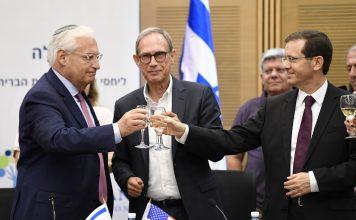 Inside Israel Today: Did Abbas Kill the Israeli Left?
