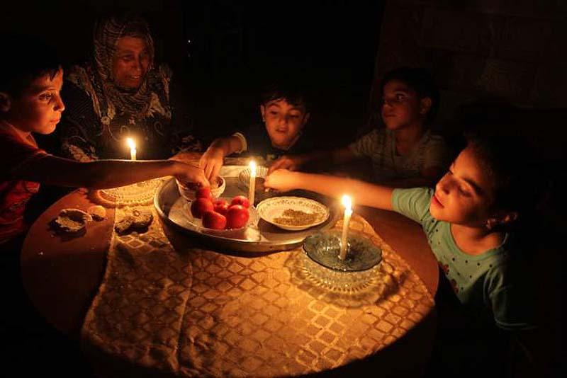 Palestinian hunger strike ends