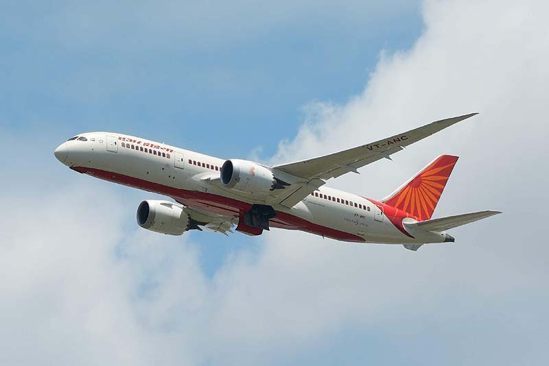 Saudi Arabia lets Indian airline operate flight to Israel over its airspace