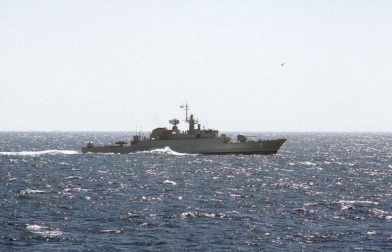 One killed as Iran's missile strikes own ship