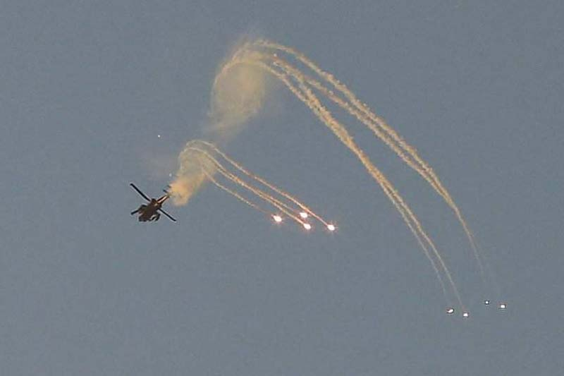 IDF Attacks Hamas Targets in Gaza After More 'Ceasefire Rocket Fire'