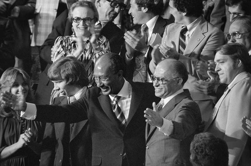 Israeli parliament celebrates 40th anniversary of historic Sadat speech