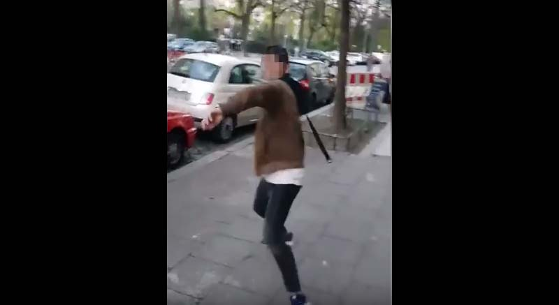 Jewish men beaten with belt in Berlin anti-Semitic attack