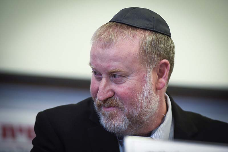 Attorney General of Israel, Avichai Mandelblit