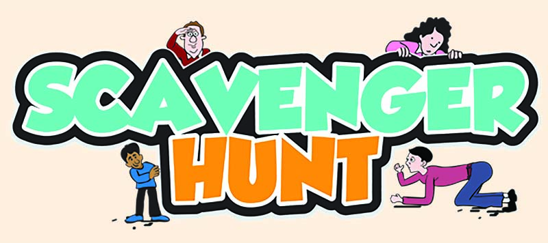 How To Make A Scavenger Hunt | The Jewish Press - JewishPress.com ...