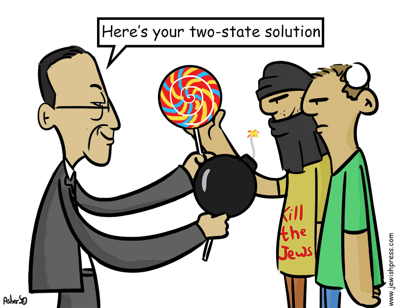 Ban Ki Moon two state solution
