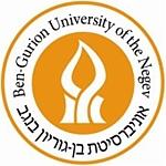 Ben-Gurion University Logo Round 150