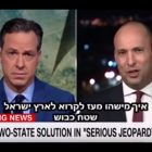 Naftali Bennett takes on CNN. Dec. 28, 2016
