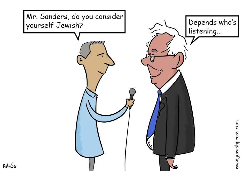 Bernie Sanders JINO