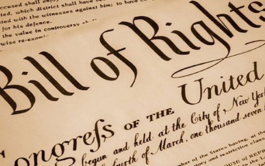 the bill of rights 226 years old today and under attack the jewish