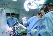 The brain-pacemaker surgery at Ichilov Hospital