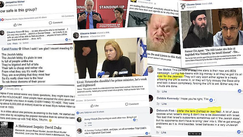 Jeremy Corbyn admits being member of controversial Facebook group