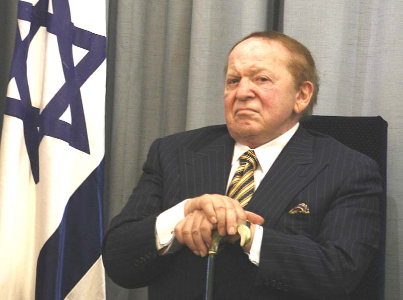 Forced to Shut Down his Resorts, Sheldon Adelson Continues to Pay ...